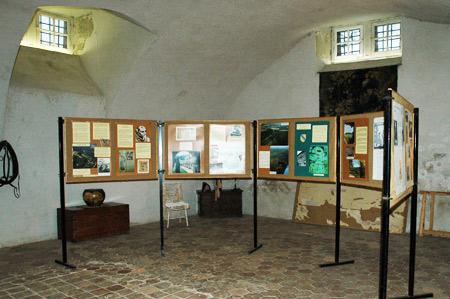Exposition au château de Bresson