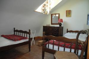 Hébergement au Château de Bresson